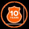 10 tahun pengalaman